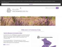 kirchenkreis-soltau.de Webseite Vorschau