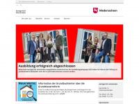 amtsgericht-holzminden.niedersachsen.de Webseite Vorschau
