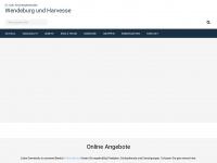 kirche-wendeburg.de Webseite Vorschau