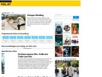 kino.vol.at Webseite Vorschau