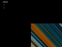 z4n.de Webseite Vorschau
