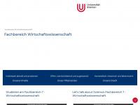 logistik.uni-bremen.de Webseite Vorschau