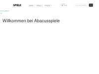 abacusspiele.de Webseite Vorschau
