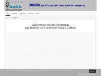 db0kk.de Webseite Vorschau