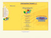 kinderhospizdienst-ruhrgebiet.de Webseite Vorschau