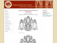 Orgelstiftung.com