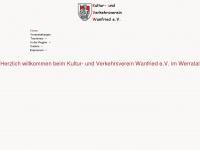 kvvw.de Webseite Vorschau