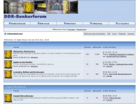 underground-and-shelternetwork.de Thumbnail