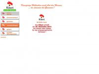 kikeri.de Webseite Vorschau