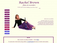 rachelbrownflute.com