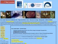 lonetal.eu Webseite Vorschau