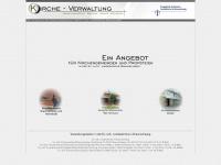 kirche-verwaltung.de Webseite Vorschau