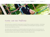 kinderstiftungessen.de Webseite Vorschau