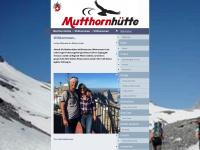 mutthornhuette.ch