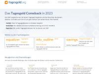 tagesgeld.org