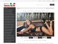 tacco-alto.com Webseite Vorschau