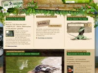 zoo-dresden.de Webseite Vorschau