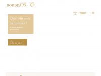 bordeaux.com Webseite Vorschau