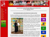 kinderkreativprojekt.de Webseite Vorschau