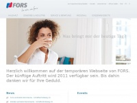 fors.ch