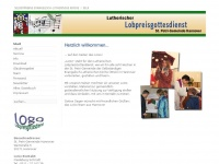 logo-hannover.de Webseite Vorschau