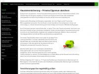 hausratversicherungen.com