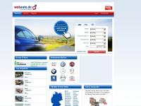 webauto.de Webseite Vorschau