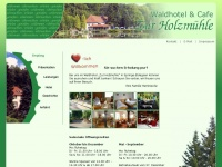 zur-holzmuehle.de Webseite Vorschau