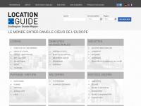 location-guide.eu Webseite Vorschau