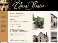 unsertheater.at Thumbnail