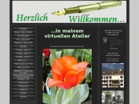akires-atelier.com Webseite Vorschau