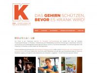 kvsg.de Webseite Vorschau