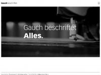 gauchbeschriftet.ch