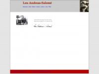 lou-andreas-salome.de Webseite Vorschau