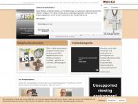 kissing-menden.com Webseite Vorschau