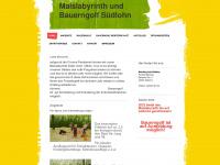 Maislabyrinth-suedlohn.de