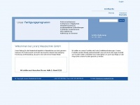 lorenz-messtechnik.de Webseite Vorschau