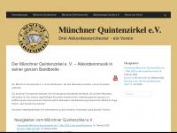 muenchnerquintenzirkel.com