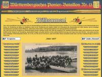 pionier-bataillon-13.de