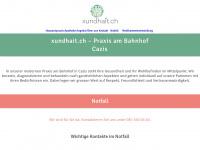 xundhait.ch Webseite Vorschau
