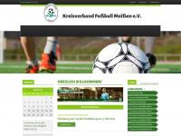 kvf-meissen.de Webseite Vorschau