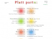 plattpartu.de
