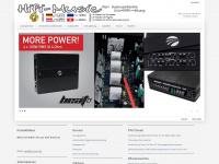 hifi-music.de Webseite Vorschau
