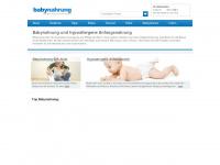 zufuettern.com Webseite Vorschau