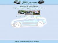 z3gerald.de Webseite Vorschau