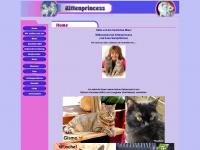 kittenprincess.de Webseite Vorschau