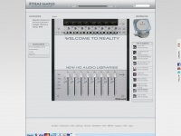 xtreme-samples.net Webseite Vorschau