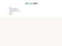 gial-trans.de Webseite Vorschau