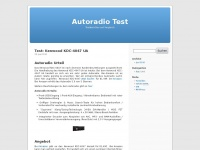 Autoradio-test.net