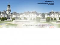 information-eu.com Webseite Vorschau